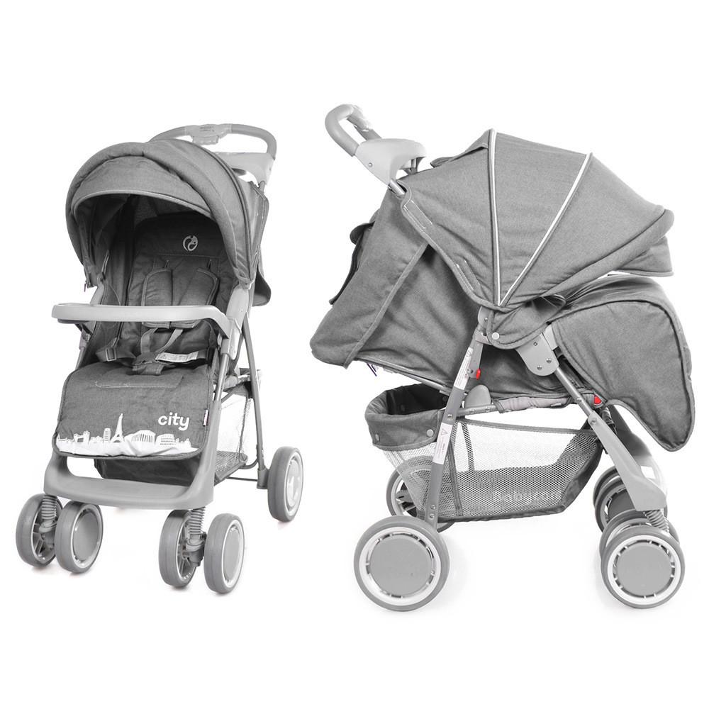 бебикар сити Лен коляска прогулочная детская Babycare City BC 5201 книжка фото №1