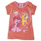 My Little Pony, Май Литл Пони комплект шорты и футболка р 98-104