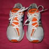 Фирменные кроссовки Asics (оригинал) - 36 размер