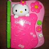 На 4+ Секретный блокнот Hello Kitty девочке