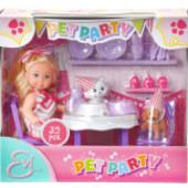 Кукла Еви Вечеринка для домашних любимцев от Simba