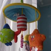 "Taf Toys Мини-мобиль для коляски ""Океан"""