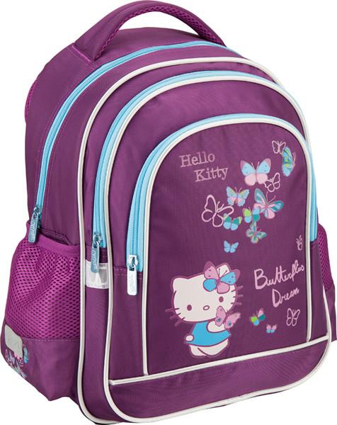 Рюкзак школьный kite hello kitty hk16-509s акция! фото №1