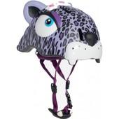 Новинка! Защитный шлем Фиолетовый Леопард от Crazy Safety