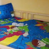 Комплект постельный 1,20X1,90