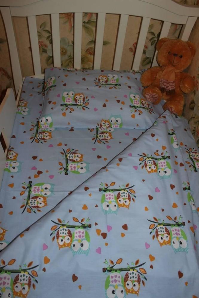 Детский комплект в кроватку фото №1