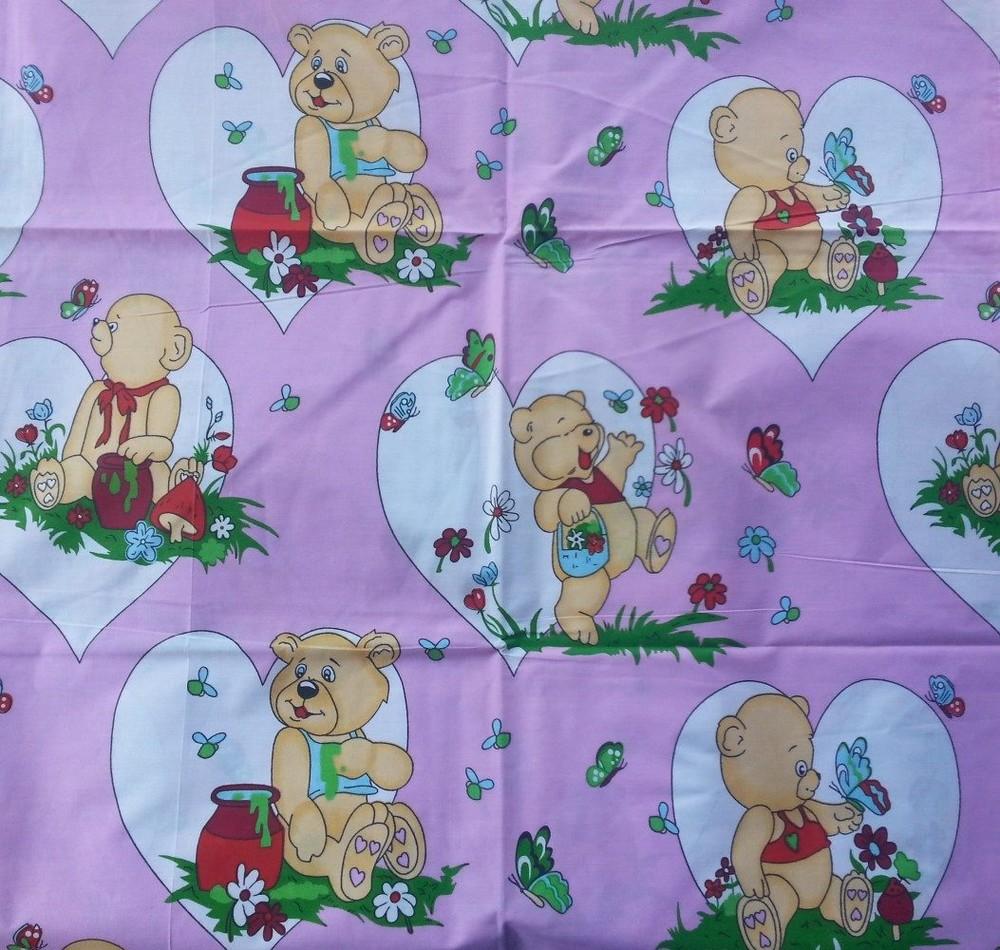 Детский комплект в кроватку фото №7