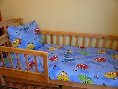 Детский комплект в кроватку фото №9