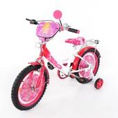 Велосипед Tilly Балеринка 16 T-21622