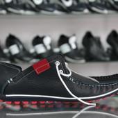Новинка!!! Летние туфли,мокасины Мужские натуральная кожа модель : Код: Л-52
