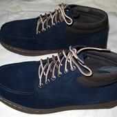 Ботинки новые замшевые Eastland Alexander US