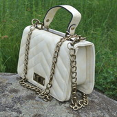 3-152/1 Сумка Chanel каркасная кожа икра / Женская сумка / клатч