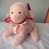 Фирменная плюшевая игрушка -овечка с Италии