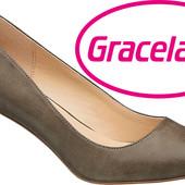 Туфли женские на шпильке 36р фирмы Graceland Германия