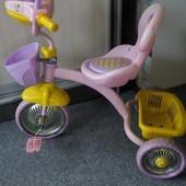 Велосипед bambi в отличном состоянии