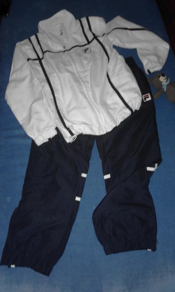 3c948f99 Спортивный костюм fila оригинал новый для мальчика на 8-9 лет, цена ...