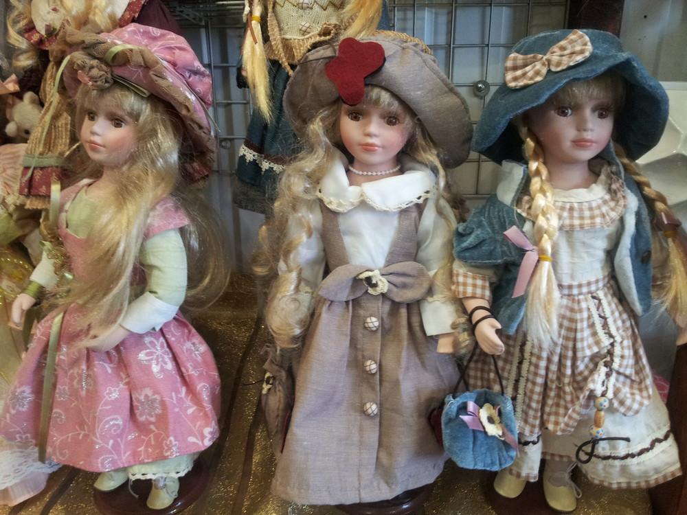 Коллекционные куклы на выбор 40см всего 270гр фото №1