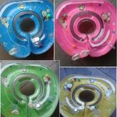 Детский Круг для купания на шею для купания BT-IG-0017, 4 цвета
