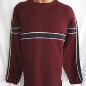 Стильный новый свитер Sonoma хлопок М 48-50 А117N