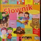 Английско-польский словарь в картинках Новый