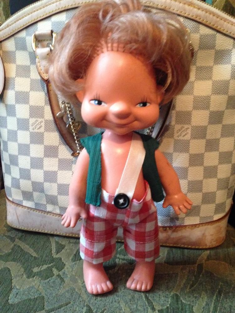 Кукла гном гдр фото №1
