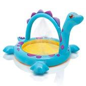 Бассейн детcкий Диозаврик с душем Intex 57437