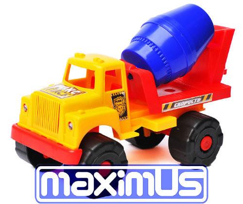Макс бетономішалка авто 5188 фото №1