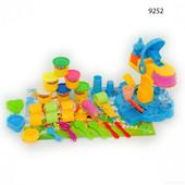 Тесто для лепки Фабрика мороженого Plasticine 9252 9255 набор волшебный пластилин