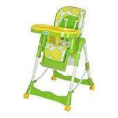 стульчик для кормления Bambi RT 002 L Лимон