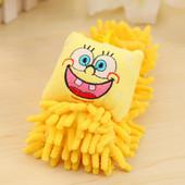 Детское полотенце - игрушка из мирофибры