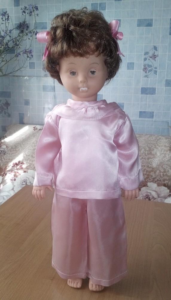 Кукла, винтаж, раритет, 49 см фото №1