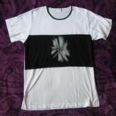 Фирменная удлиненная футболка