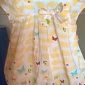 нарядне платтячко для красуні 3-9 місяців
