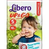 Подгузники трусики Libero Up-Go все размеры