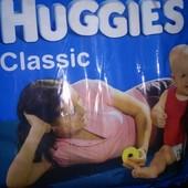 подгузники Huggies Classic 4(7-18кг)