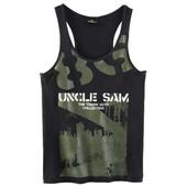 Майка борцовка Uncle Sam. L