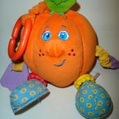Развивающая игрушка-подвеска Волшебный апельсин Tiny Love
