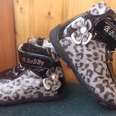 Демисезонные ботиночки BearBobby