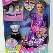 Кукла DEFA беременная