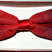 галстук-бабочка мужская