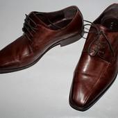 Туфли 43 р Varese Италия кожа полная оригинал
