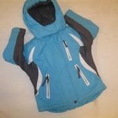 горнолыжная куртка Alive на 3-4года