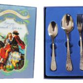 Детский набор столовых приборов Сказки Братьев Гримм, Дисней