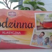 Очень вкусный Польский чай Rodzinna Классический 104 пак