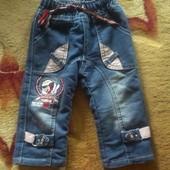 Зимние турецкие джинсы