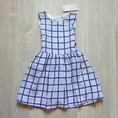 Стильное платье для девочки. Внутри на подкладке. Spunky Kids. Доступно в размерах: 80, 90 и 100 см.