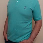 Стильная мужская футболка  поло Hector