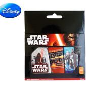 Трусы для мальчиков детские набор 3 шт. «Звездные войны» (Star Wars) трусики, бренд «Disney»