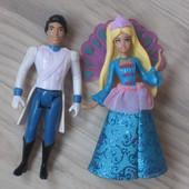 Маленькие куколки принц и принцесса disney