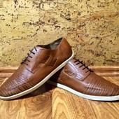Крутые кожаные туфли Asos